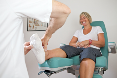 Chiropody and podiatry services