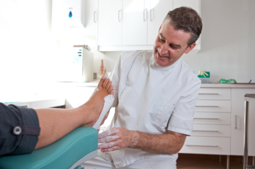 Chiropody Treatments