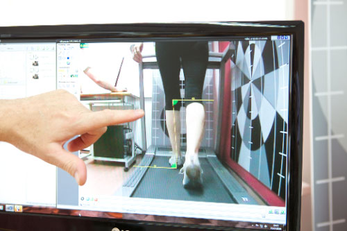 Petts Wood Gait Analysis Software